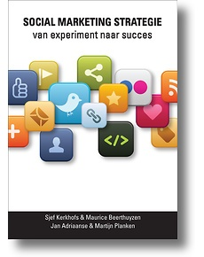Sjef Kerkhofs - Social Marketing Strategy - Managementboek